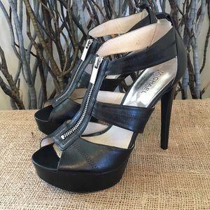 Michael Kors Berkley Heel Sandals